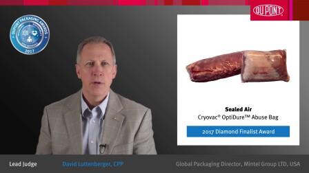 快尔卫® OptiDure™增强袋 - 2017钻石奖入围奖得主