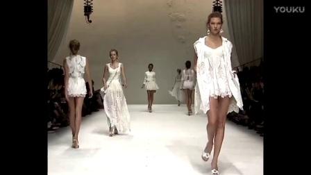 时装秀透明白色_巴黎法国时装秀