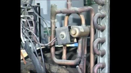 空调维修培训正版视频教程全集7-2热泵式空调制冷不制热,或者制热不制冷