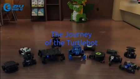 Friends - Real TurtleBot