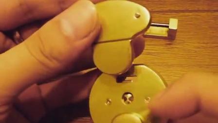 【老约翰皮雕皮艺工场】dullles公文包 医生口金包 常用公文包 锁扣