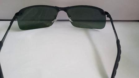 铝镁太阳镜调节高低方法,淘宝店铺名字:凡品镜界,旺旺:眼镜无止境