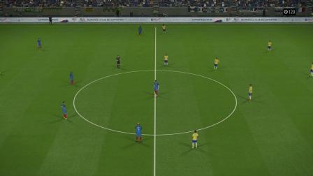 【91实况】实况足球2018 Online Beta Match 1