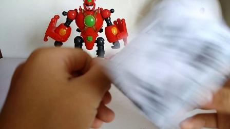 快乐酷宝二玩具蛙王酷宝。