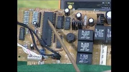 空调维修培训正版视频教程全集4-1空调电气电器控制系统结构与工作原理