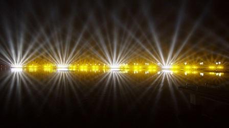 实景灯光演绎秀-阎维文阳光路上