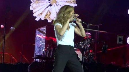 Céline Dion  RDMH  The show must go on  18 7 2017 à Marseille