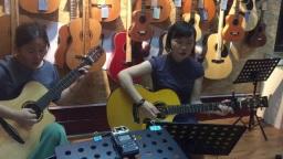 《鼓浪屿之波》(和声版) 琴放吉他
