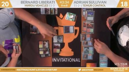 SCGINVI_-_Round_15_-_Bernard_Liberati_vs_Adrian_Sullivan_Standard