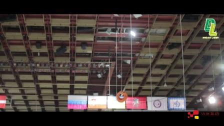 体育场 3d墙面投影