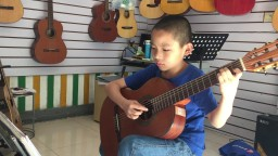 练习曲29号(车尔尼) 琴放吉他