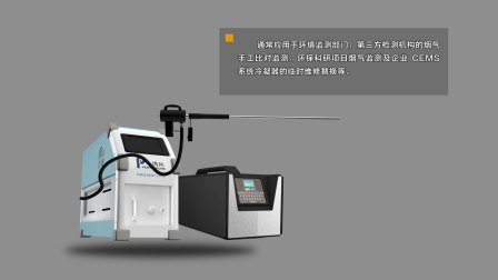 GASS-35便携式烟气分析预处系统简介