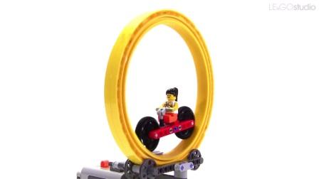 Cycling LEGO Technic