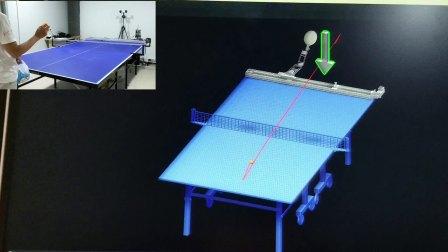 乒乓球轨迹预测