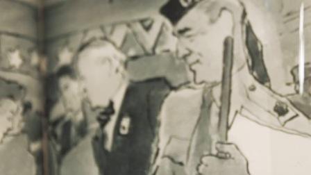 肯特州立40年代时装展