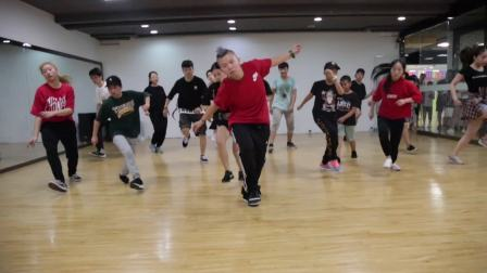 HipHop/Anthony 李思芑 2017Boogie Forece