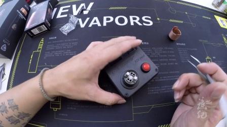 「蒸纪·评测」最近什么火之VGOD精英机械杆&PRO DRIP RDA