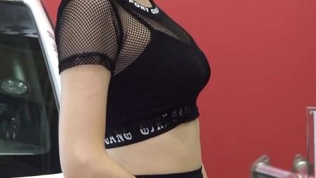 170713-16 2017 首尔汽车沙龙 韩国美女模特 车模 신혜라(申惠罗)