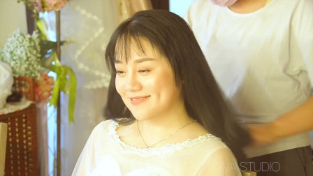 P&L 迎宾环节 婚纱mv