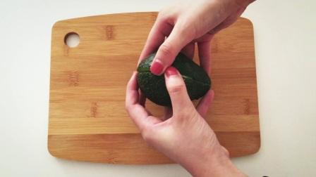 牛油果蔬菜沙拉, 简直美味, 你知道怎么做吗?