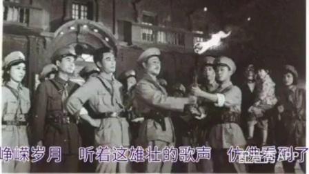 """《军歌嘹亮》作者  东方红  制作  东方红   为中国人民解放军建军90周年而作 """"向前向前向前,我们的队伍向太阳"""""""