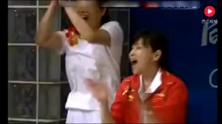 中国跳水得分100.3, 水花少的可怜, 惊叹裁判!