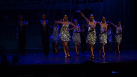 怀化市娇娇少儿艺术培训学校拉丁群舞