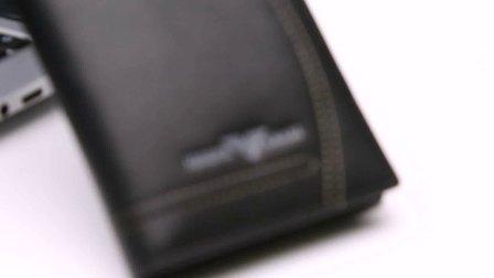 卓梵阿玛尼 钱包展示