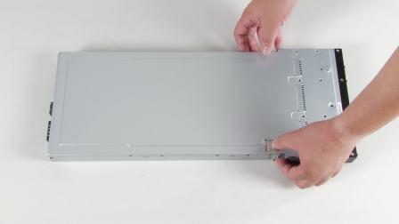 Lenovo ThinkSystem SD530 Remove Air Baffle