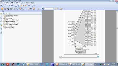 6.1 存储器与寄存器介绍--存储器映射