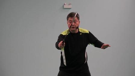 必要技术(3)如何改变握拍 Must Teach Skills (3)