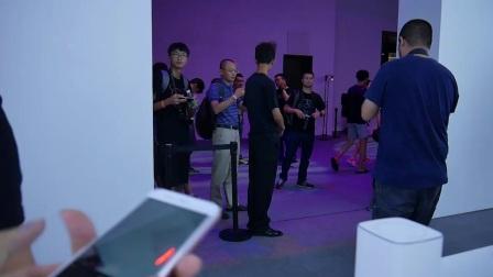 「科技美学现场」MIUI9 小米5X 小AI智能音响 小米6亮银版 现场体验