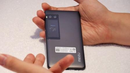 「科技美学」魅族PRO7 首发开箱上手 对比 小米6