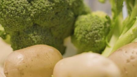 金领冠珍护专家定制轻便食谱-西兰花土豆泥