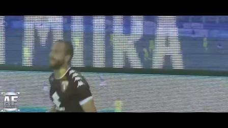 贝洛蒂意甲2017赛季全部26粒进球集锦