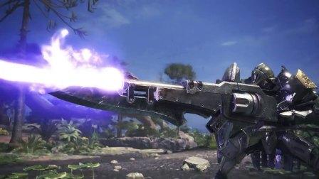 《怪物猎人世界》武器介绍动画:铳枪