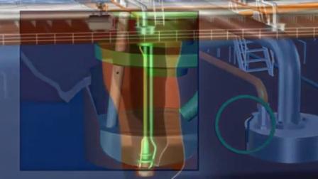 尼的曼舱底废油液收集系统