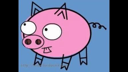 儿童故事:三只小猪盖房子的故事