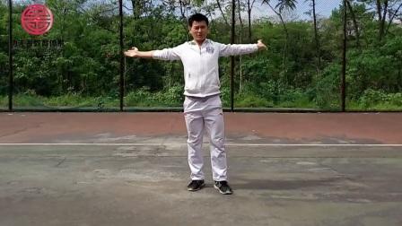 校园武术扑步教学