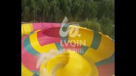 常见又好玩的水上乐园设备