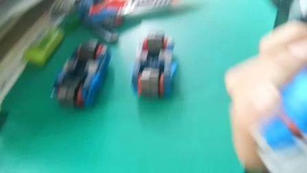 西瓜樱桃派 解说  乐高积木 《未来骑士团――克雷的四分体战车》#5