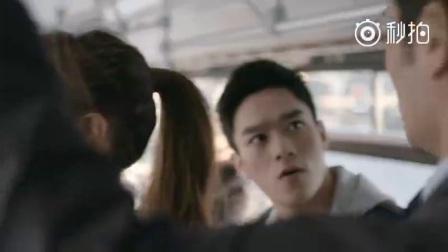 中国创意广告里终于有了痴汉的形象, 紧贴社会事
