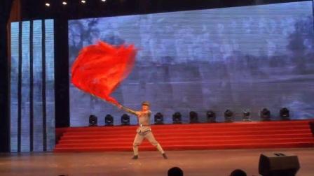 2017年八一军旗红慈溪市建军90周年文艺演出