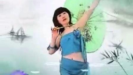 紫冰舞蹈:春江月夜(伞舞)