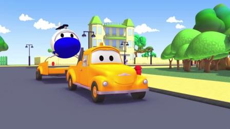汤姆拖车,汽车巡逻车和卡尔在汽车城,大头儿子和小头爸爸,大耳朵图图