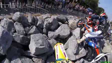 Red Bull Romaniacs 2017 Prologue Bronze OnBoard Rider 430