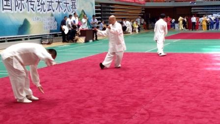 凤凰山杯辽宁省国际武术比赛参赛项目,印诚门培生太极