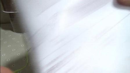 第107集 双色斜跨棉草拉菲包包 许红霞教编织视频