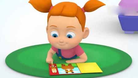 育儿素材: 完全没有台词的动画小故事分享给大朋友和小朋友