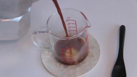 【泡芙飘雪转载】【食用系列】香草冰淇淋夹意大利浓咖啡果冻